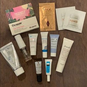 Moisturizers, Creams, and Serums Bundle